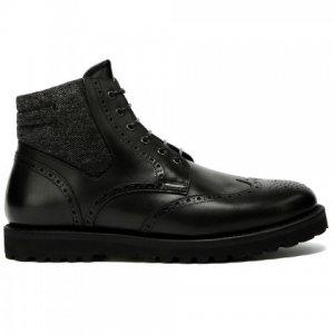 Ботинки Franceschetti. Цвет: чёрный