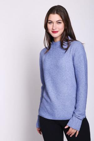 Пуловер Betty and Co. Цвет: сиреневый