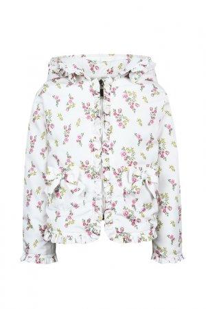 Куртка Aletta. Цвет: белый