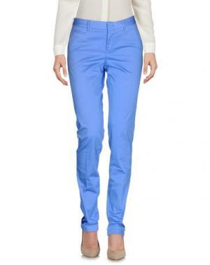 Повседневные брюки PT01. Цвет: сиреневый