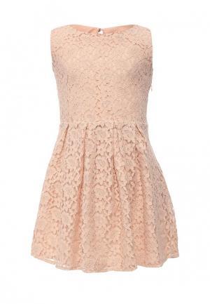 Платье Little Pieces. Цвет: разноцветный