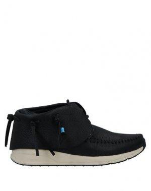 Кеды и кроссовки VISVIM. Цвет: черный