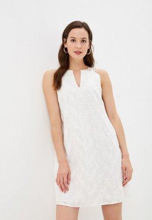 Платье Laete. Цвет: белый