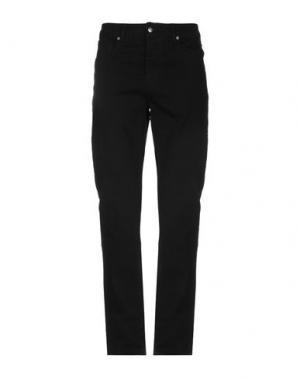 Джинсовые брюки ALTAMONT. Цвет: черный
