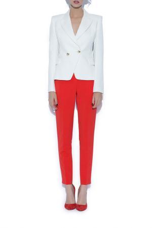 Пиджак Nissa. Цвет: белый