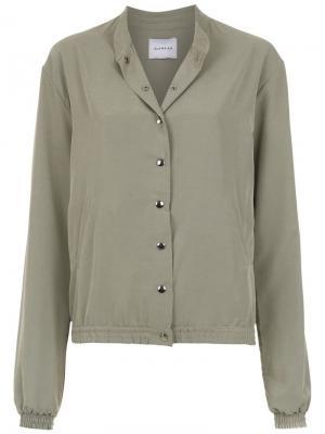 Isola jacket Olympiah. Цвет: зеленый