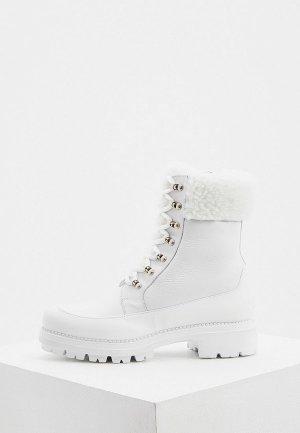 Ботинки Nando Muzi. Цвет: белый