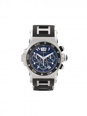 Наручные часы Abyss Chronograph 44 мм Jorg Hysek. Цвет: st