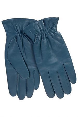 Перчатки Michel Katana. Цвет: темно-бирюзовый