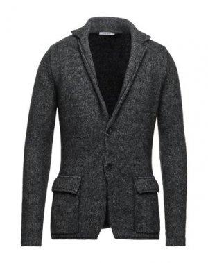 Пиджак KANGRA CASHMERE. Цвет: стальной серый