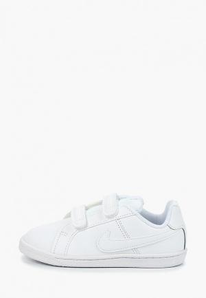Кеды Nike BOYS COURT ROYALE (TD) TODDLER SHOE. Цвет: белый