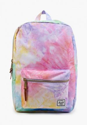 Рюкзак Herschel Supply Co Lamoda 10 Exclusive, Settlement Mid-Volume, 18 л. Цвет: разноцветный