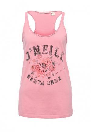 Майка O`Neill ON355EWQKL60. Цвет: розовый