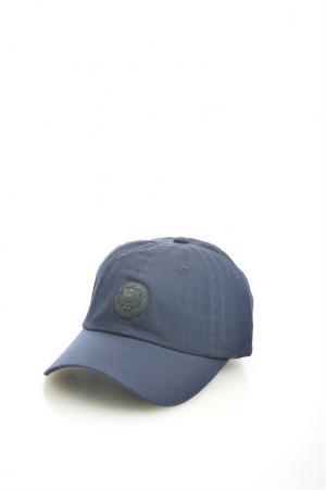 Бейсболка KENZO. Цвет: темно-синий