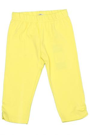 Леггинсы Emoi. Цвет: желтый