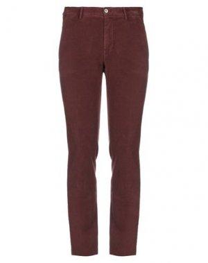 Повседневные брюки MASON'S. Цвет: какао