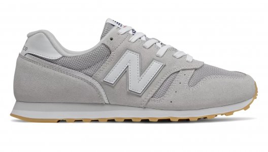 Кроссовки Classic Running New Balance. Цвет: серый