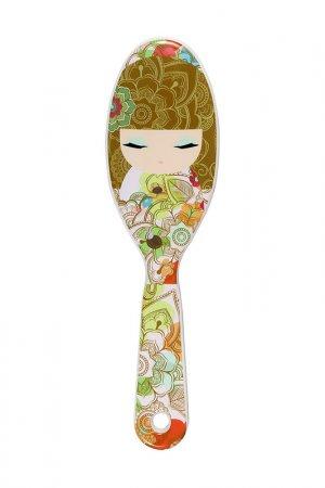 Расческа для волос Акира Kimmidoll. Цвет: розовый