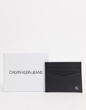 Черная визитница -Черный Calvin Klein Jeans