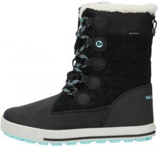 Ботинки для девочек M-Heidi WTRPF, размер 36 Merrell