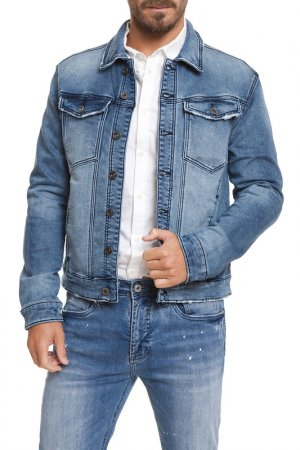 Jacket CR7. Цвет: blue