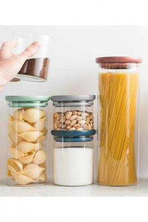 Контейнер для спагетти BERGHOFF. Цвет: розовый