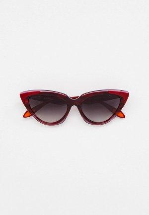 Очки солнцезащитные Baldinini BLD 2123 PF 403. Цвет: бордовый