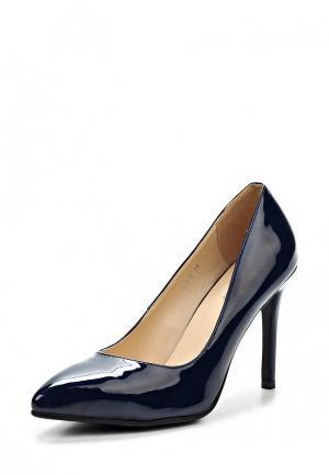 Туфли ARZOmania. Цвет: синий
