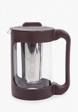 Чайник Taller 1,5 л. Цвет: коричневый