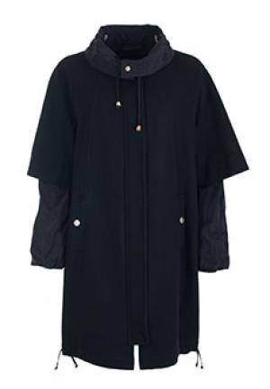 Пальто ALESSANDRO DELLACQUA DELL'ACQUA. Цвет: черный