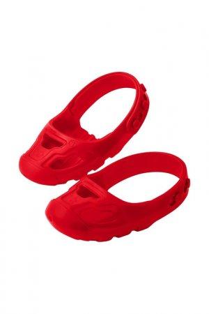 Защита для обуви , р.21-27 Smoby. Цвет: красный