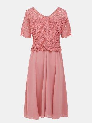 Платье Gerry Weber. Цвет: korallovyy
