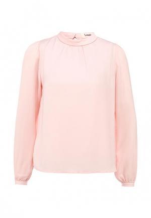 Блуза Louche. Цвет: розовый
