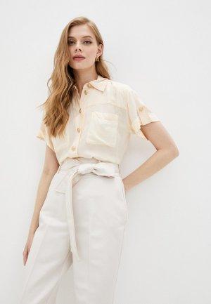 Блуза Marciano Los Angeles. Цвет: бежевый