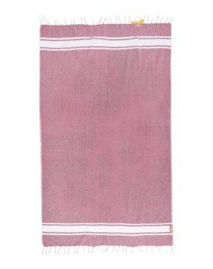 Пляжное полотенце ESPADRIJ. Цвет: красно-коричневый
