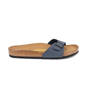 Туфли без задника MADRID BIRKENSTOCK. Цвет: каштан,темно-синий,черный