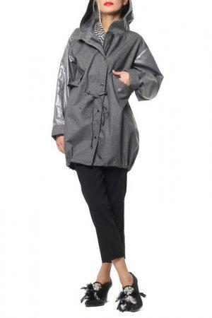 Куртка Kata Binska. Цвет: серый