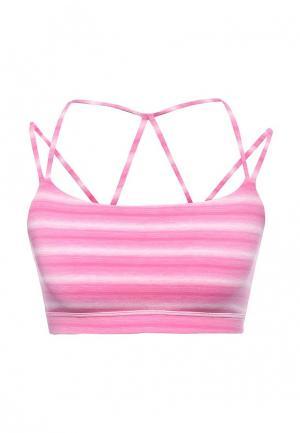 Топ спортивный Gap. Цвет: розовый