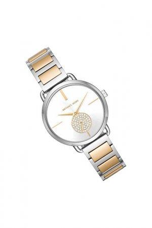 Наручные часы Michael Kors. Цвет: серебристый, золотистый