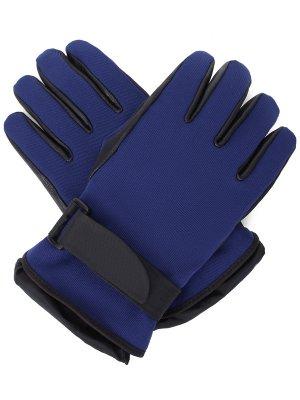 Перчатки комбинированные MONCLER