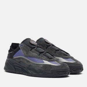 Кроссовки Niteball adidas Originals. Цвет: чёрный