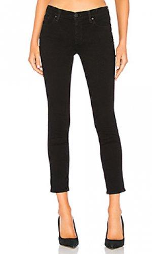 Джинсы скинни krista Hudson Jeans. Цвет: none