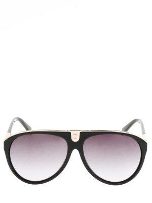 Очки солнцезащитные DSQUARED2. Цвет: черный