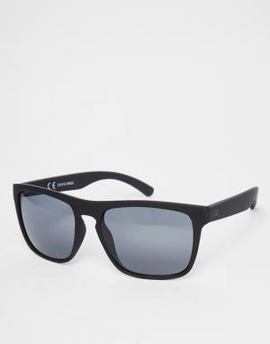 Квадратные солнцезащитные очки -Черный Jack & Jones