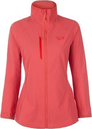 Ветровка женская Super Chockstone, размер 44 Mountain Hardwear. Цвет: красный