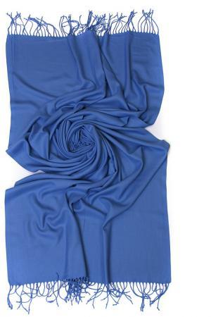 Палантин Frantelli. Цвет: синий