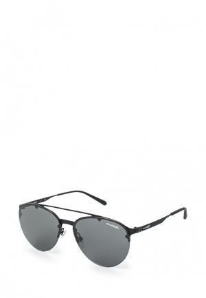 Очки солнцезащитные Arnette AR904DMYZY47. Цвет: черный