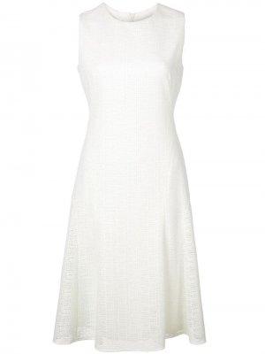 Приталенное платье с расклешенным подолом Akris Punto