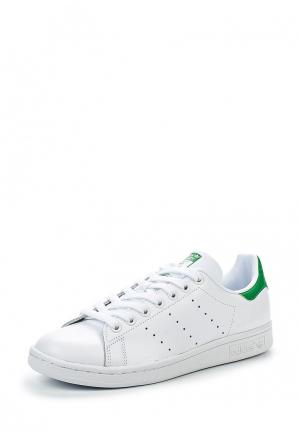 Кеды adidas Originals STAN SMITH W. Цвет: белый