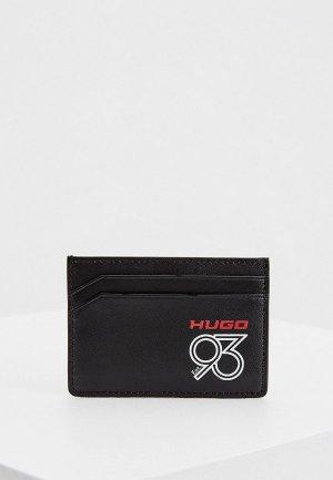 Кредитница Hugo 93_S card case. Цвет: черный